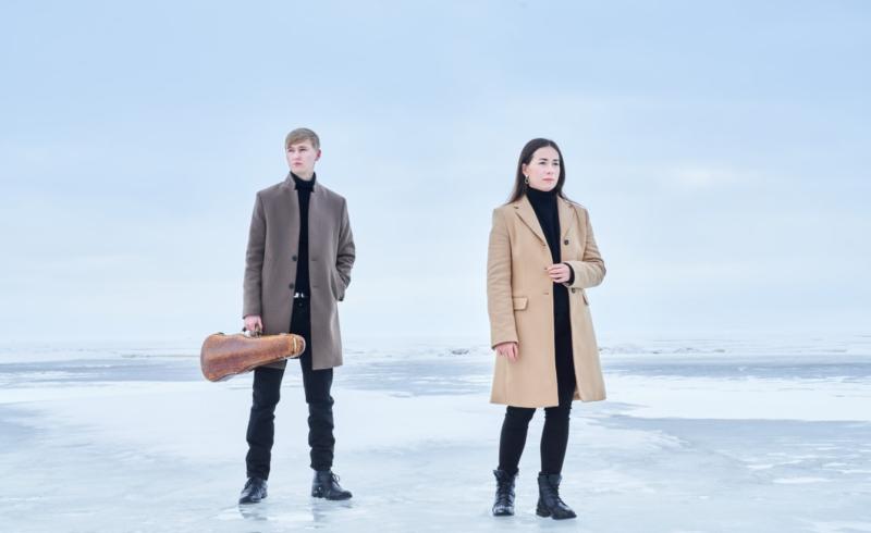 Ilmub lootustandvaima Eesti viiuldaja Hans Christian Aaviku debüütplaat