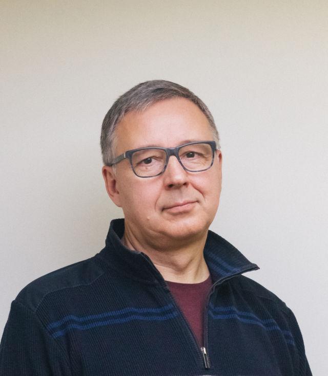 Sergei Vahnitski